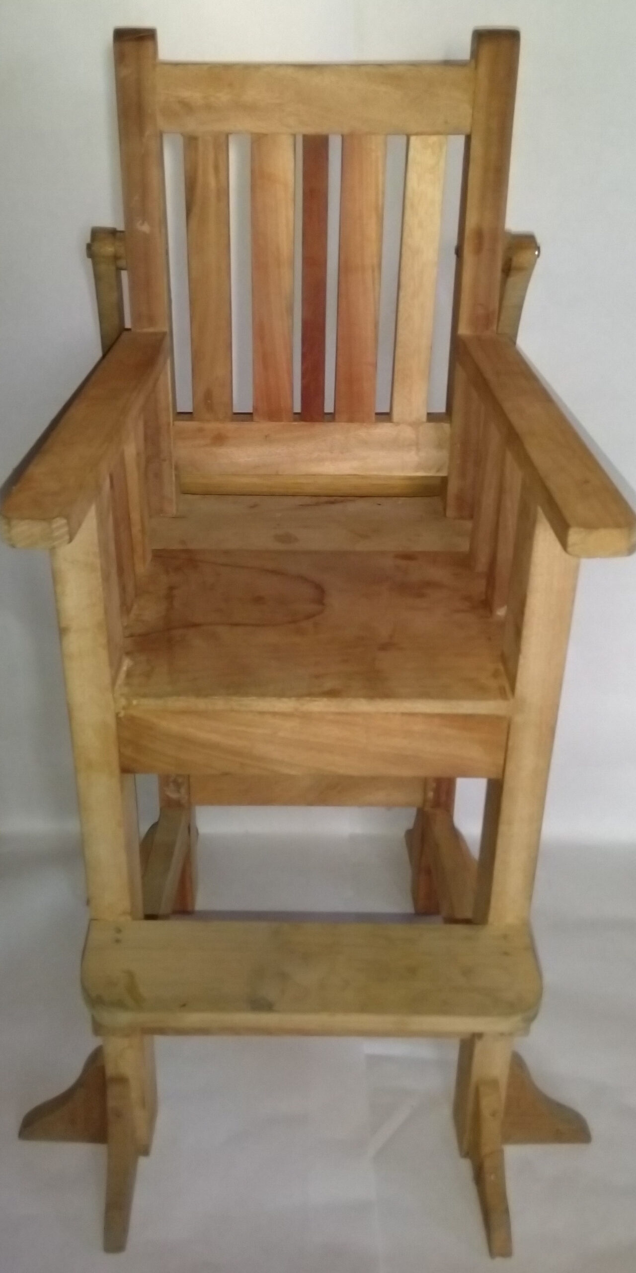 high chair -front
